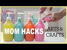 MOM HACKS ℠ | Arts & Crafts (Ep. 2) - YouTube