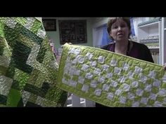 Easy shamrock applique tutorial by the Missouri Star Quilt Company