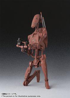 Directamente del universo de Star Wars , Bandai ha decidido presentarnos dos nuevas figuras dentro de su línea S.H.Figuarts: la S.H.Figuart...