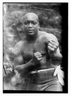 Jack Johnson Heavyweight Boxing Champion Pardoned by Trump