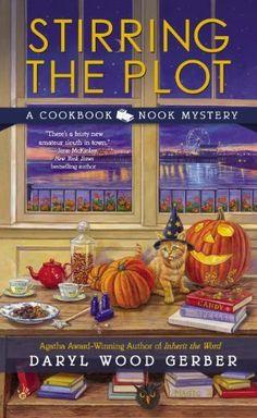 Stirring the Plot (A Cookbook Nook Mystery) by Daryl Wood Gerber, http://www.amazon.com/dp/B00ISEOIPS/ref=cm_sw_r_pi_dp_VmDvtb03RNW5P