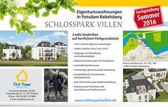 Eigentumswohnungen in Potsdam Babelsberg - http://www.exklusiv-immobilien-berlin.de/aktuelle-bauprojekte-berlin/eigentumswohnungen-potsdam-babelsberg/006425/