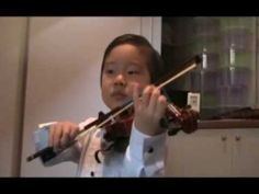 Young Violinist […] Gavotte by JF Gossec, Suzuki Violin [Suzuki Violin School Volume 1]; in Melbourne, Australia, began music studies on violin […] at 3yr 5mths old. […] performed Gavotte by J F Gossec atthe end of term solo concert […], accompanied by Chiah Quah. See more of this young violinist #from_gvchen