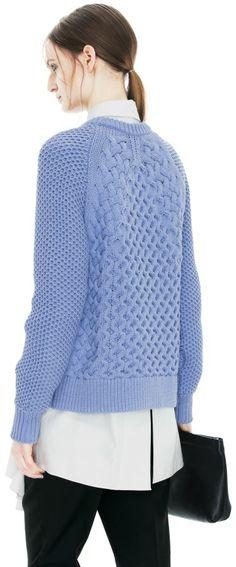 Ruth Air Lavender Blue