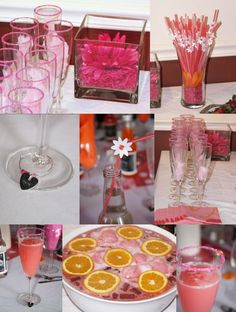 Bridal Shower ideas....