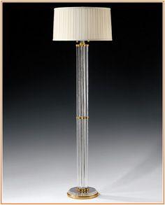 Amazing Gold Floor Lamps