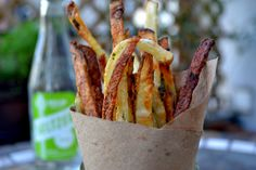 Baked French Fries w