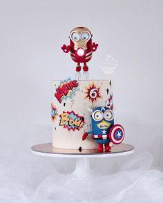 Сегодня ещё один торт вне очереди, правда с небольшим опозданием, а все потому, что для этого мальчика за последние несколько дней были…