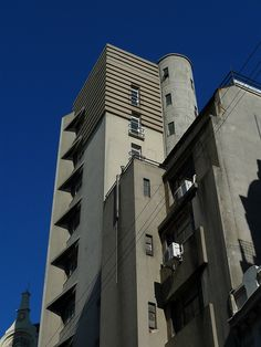 Edificio Centenario - Montevideo, Uruguay