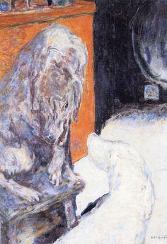 Dogs / Pierre Bonnard - 1930