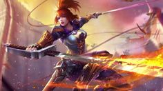 View an image titled 'Fanny Art' in our Mobile Legends: Bang Bang art gallery featuring official character designs, concept art, and promo pictures. Mobile Legend Wallpaper, Hero Wallpaper, Wallpaper Maker, Black Wallpaper Iphone, Animal Wallpaper, Wallpaper Desktop, Nature Wallpaper, Game Character Design, Character Art