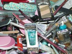 42 bulk items wholesale makeup lot eyes lips face nails and more no reserve