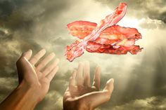 Does not liking it makes you feel like you need to immediately repent for your sins? | 19 Reasons Why #Bacon Is Overrated (not)