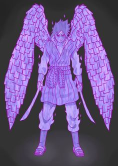 Sasuke Perfect Susano'o Armor by JMBfanart on DeviantArt