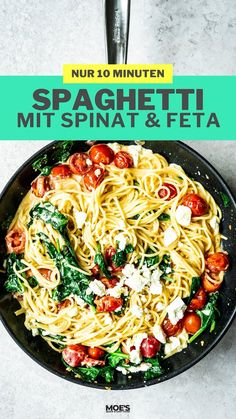 Pasta, Tumblr Food, Cooking Recipes, Healthy Recipes, Eat Smart, Soul Food, Food Inspiration, Food Porn, Food And Drink