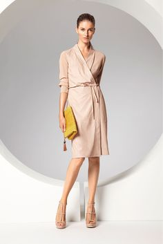 Escada Spring 2013 Ready-to-Wear Fashion Show - Iris van Berne