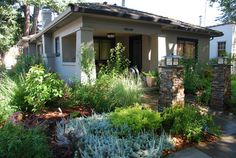 craftsman style landscaping