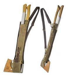 Axe Sling from Frost River, Axe Sheath: Boundary Waters PIRAGIS