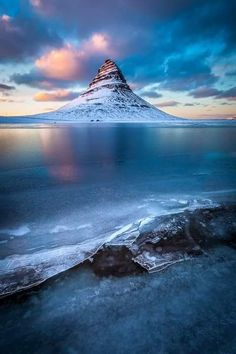 Somewhere in Iceland. Stunning! By Aaron Sarauer Also : Feel free to visit www.spiritofisadoraduncan.com or https://www.pinterest.com/dopsonbolton/pins/