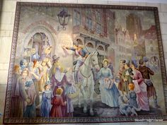 4711 tapestry @ Cologne, Germany