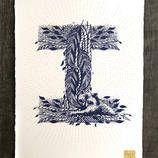 The Illustrated Alphabet by Valérie Hugo