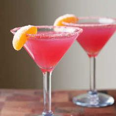Cranberry cutie mocktail
