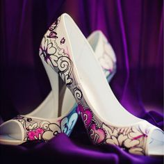 custom shoes, i want, i want so very much