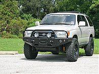 Toyota 4Runner Winch Bumper - 3rd Gen, 1996-2002 Shrockworks