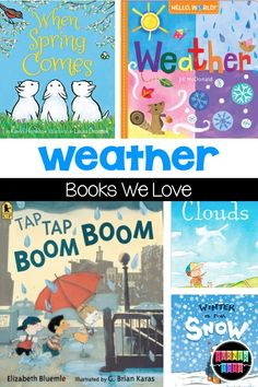 Weather Theme Preschool Activities | Turner Tots