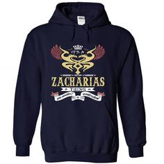 its a ZACHARIAS Thing You Wouldnt Understand  - T Shirt - #boyfriend shirt #sweater. CLICK HERE => https://www.sunfrog.com/Names/it-NavyBlue-48774712-Hoodie.html?68278