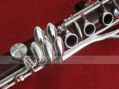Auctiva Image Hosting 19 Keys-Rose Wood Wooden-Bb Clarinet-NEW AAAAA+++++
