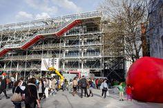 Kurt Perschke – RedBall Project (Paris) | Be Street