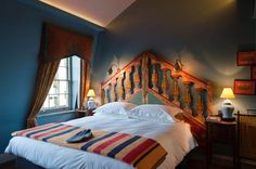 Deluxe Room, Colourful bedroom inspiration
