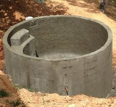 Plunge Pools - DIY