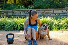The whole database about Christmas Abbott, Read about her pet dog Fran, Her diet schedule, how does she works out and about her complete life makeover.