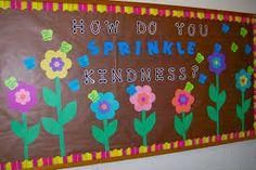 kindness bulletin board - Google Search