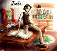 metido en un libro