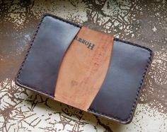 FALER BRAND - leather goods from Ohio