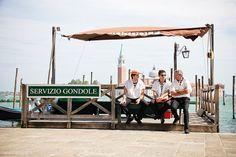 Servizio Gondole - San Marco, Venice  | by © marin.tomic