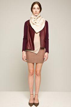 M. Patmos Fall 2013 New York Fashion Week