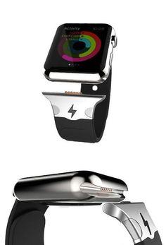 Apple's new smartwatch has been hiding a certain feature in plain sight: a secret charging port.