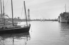Adquisicions MMB 2014. Port de Barcelona. Ca. 1950. Autor: X. Agramont Cruanyes. MMB