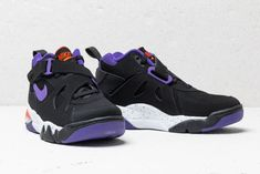 7a6dc13a4a2ccc Nike Air Force Max CB Black  Court Purple-Team Orange la un preț excelent