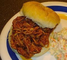 My Daily Dish: Slow-Cooker Beer Pulled Pork