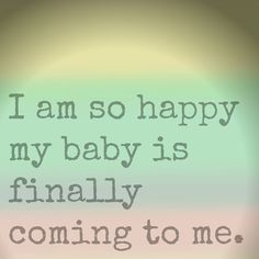 HypnoBirthing Affirmations. Learn more about HypnoBirthing classes in Montreal http://www.hypnobirthingcanada.com/
