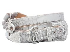 Be the envy of every dog this summer with this lovely sparkly glam collar and lead set