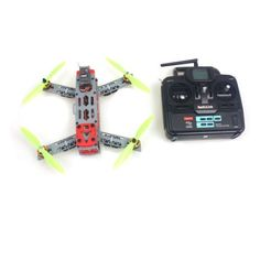 129.39$  Watch now - http://alinxa.worldwells.pw/go.php?t=32771577731 - FPV 260 Across Frame Small Quadcopter Including LED Tail Light with QQ Flight Controller and Motor ESC TX & RX F16051-D