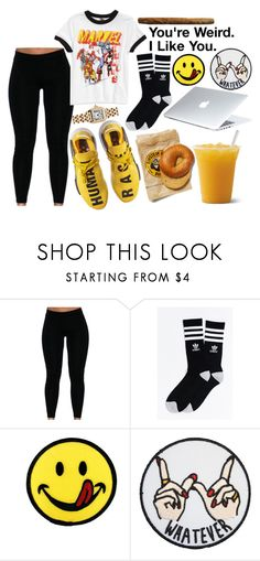 """YWILY"" by yeslove ❤ liked on Polyvore featuring adidas, Junk Food Clothing, Dyson and Cartier"