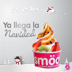 ¡Cómo nos gusta en @smooy esta dulce época del año! Dale al ❤️si eres de los nuestros  #smöoy #smöoyNavidad #Dulce #yogur #topping #sweet #momentos #sweetmoment