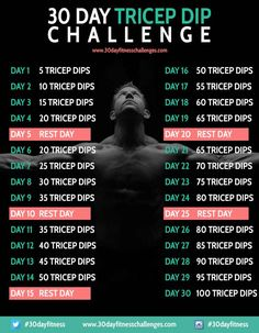 Take Up This 30 Day Fitness Challenge Today!